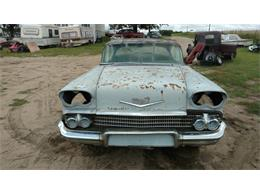 Picture of '58 Impala located in Parkers Prairie Minnesota Offered by Dan's Old Cars - LOMK