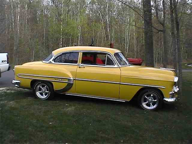 Picture of '53 Bel Air located in Saginaw MINNESOTA - $35,900.00 Offered by a Private Seller - LOMP