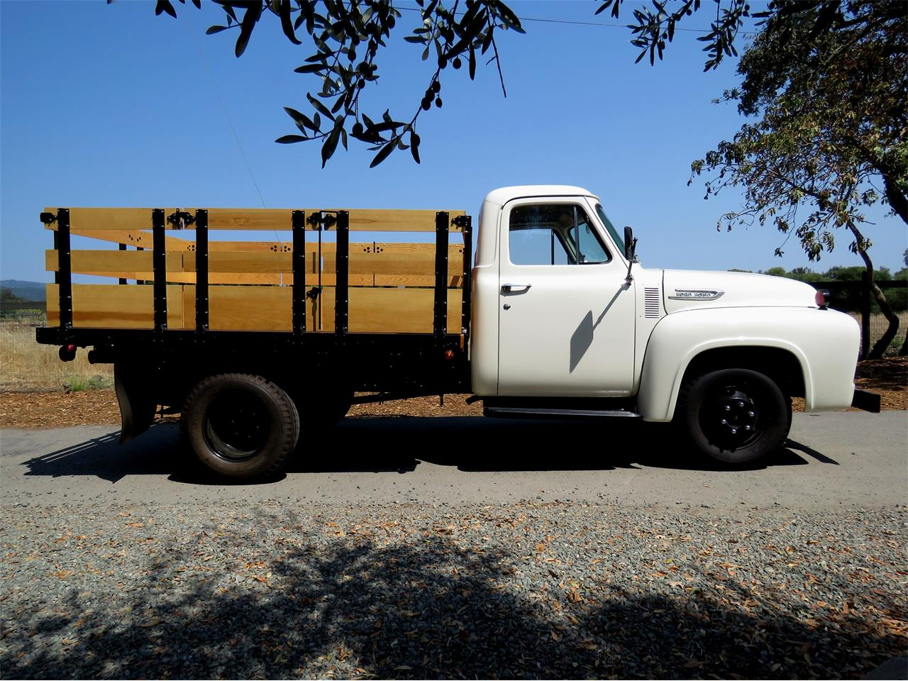 Large Picture of '54 F350 - LOMU