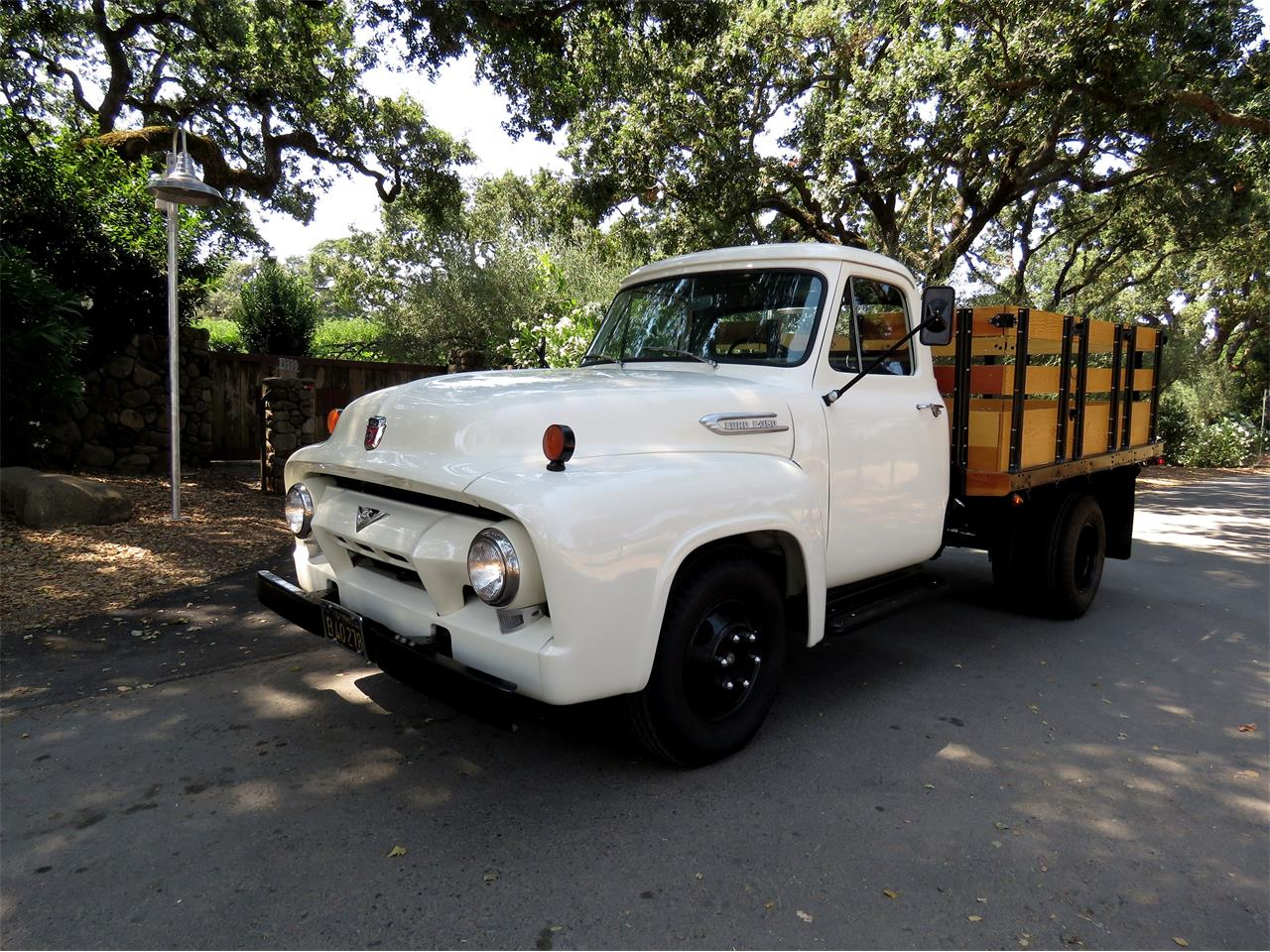 Large Picture of '54 Ford F350 located in California - $28,500.00 Offered by Left Coast Classics - LOMU