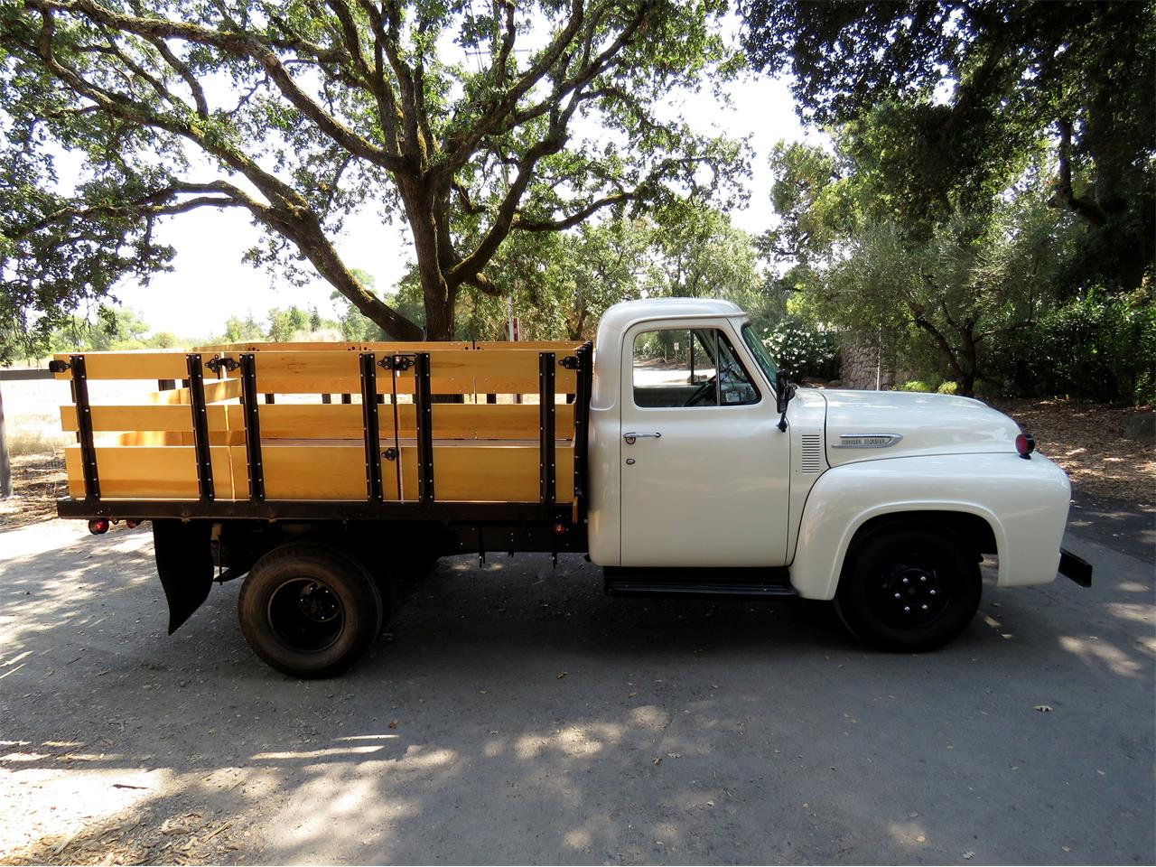 Large Picture of '54 F350 - $28,500.00 Offered by Left Coast Classics - LOMU