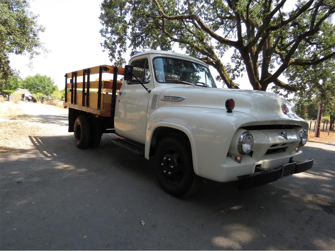 Large Picture of '54 Ford F350 located in Sonoma California - $28,500.00 - LOMU