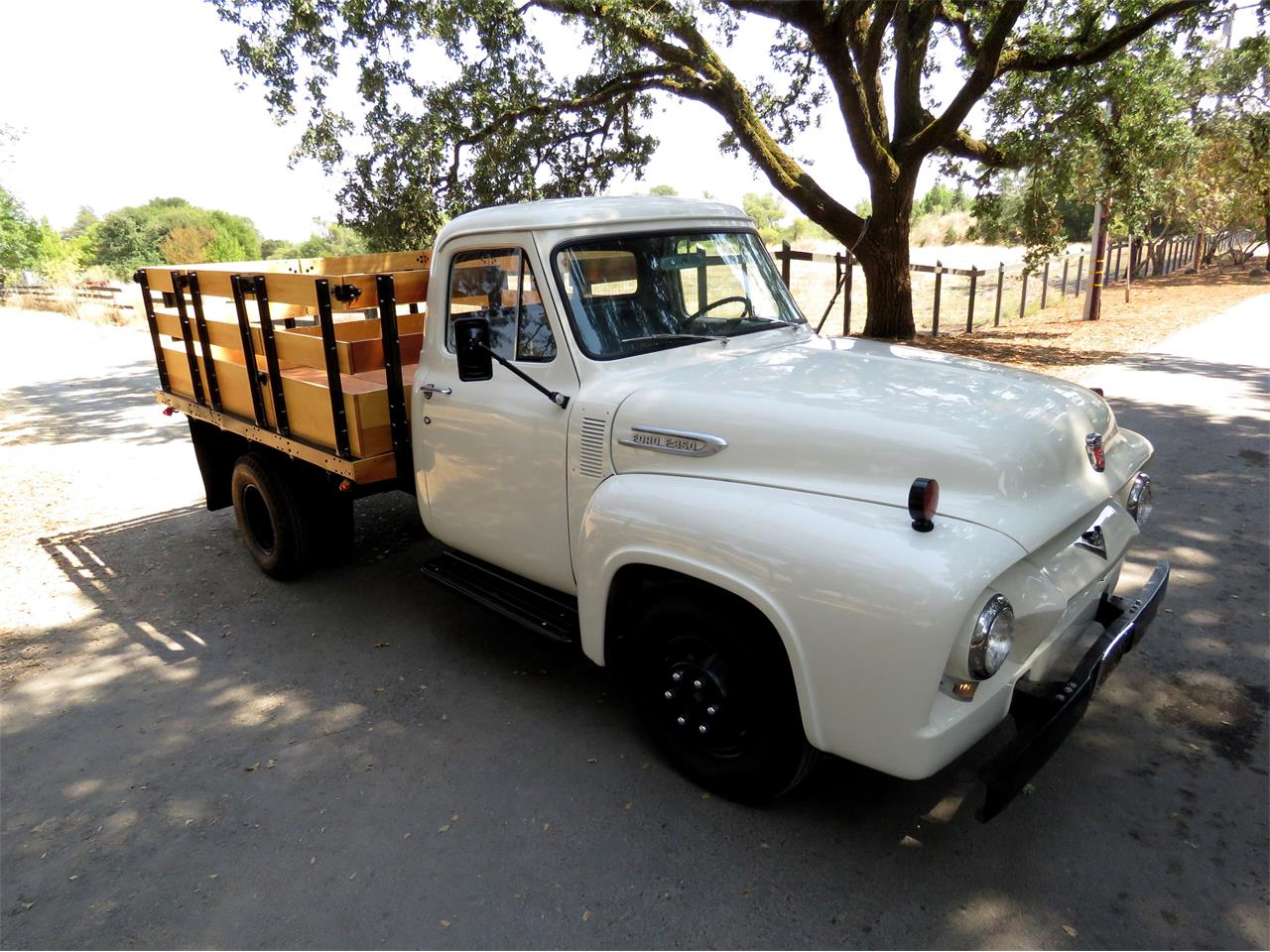 Large Picture of '54 F350 located in Sonoma California - $28,500.00 Offered by Left Coast Classics - LOMU