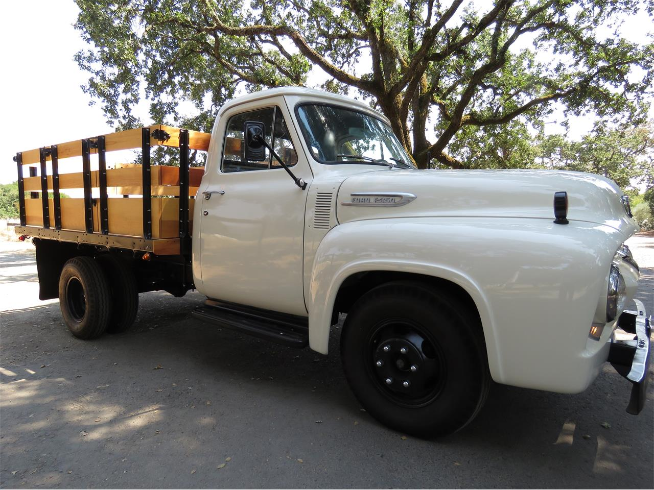 Large Picture of '54 Ford F350 Offered by Left Coast Classics - LOMU