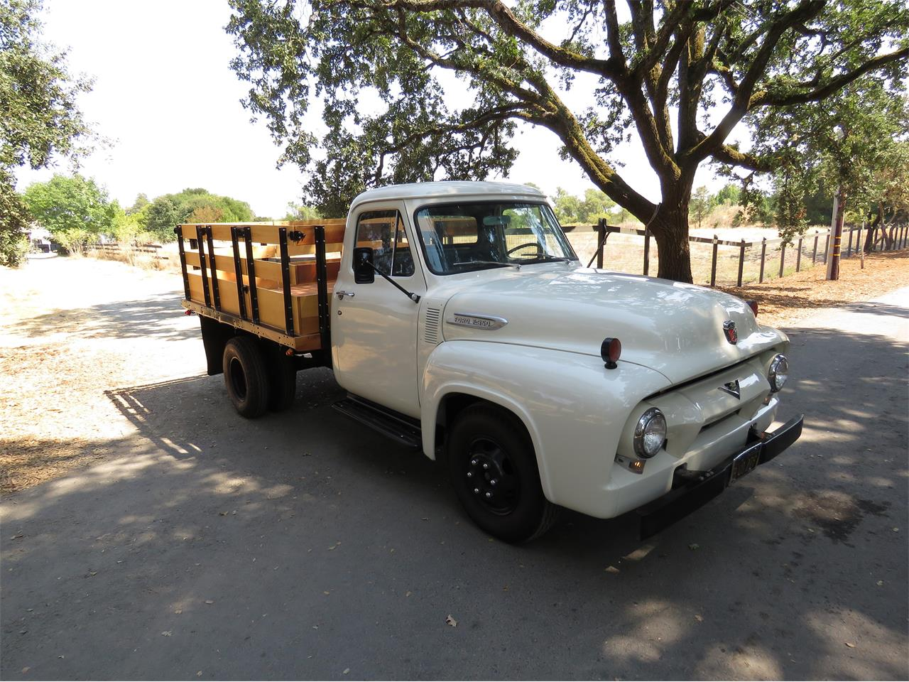 Large Picture of Classic '54 Ford F350 - $28,500.00 Offered by Left Coast Classics - LOMU