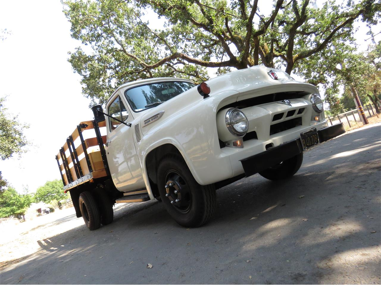 Large Picture of 1954 Ford F350 - $28,500.00 - LOMU