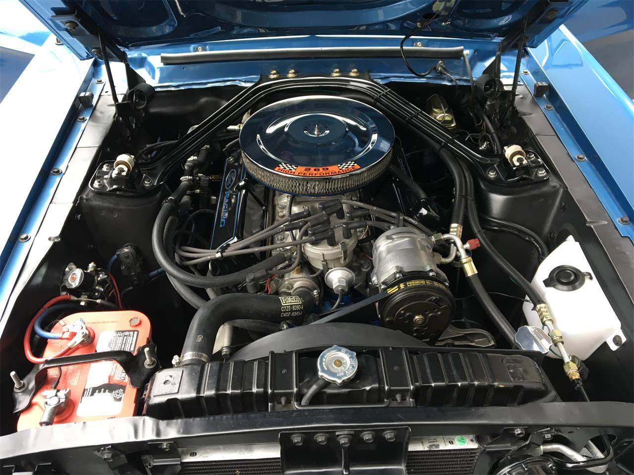 Large Picture of '67 Mustang - LON8
