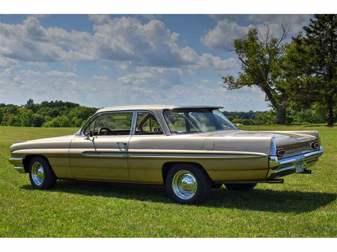 Large Picture of '61 Pontiac Catalina - $38,000.00 Offered by Hooked On Classics - LONC