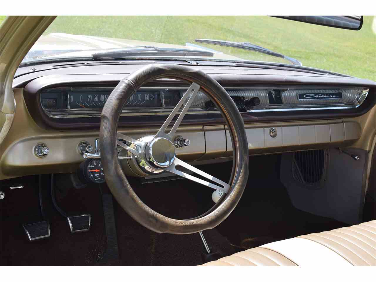 Large Picture of Classic '61 Pontiac Catalina located in Minnesota Offered by Hooked On Classics - LONC