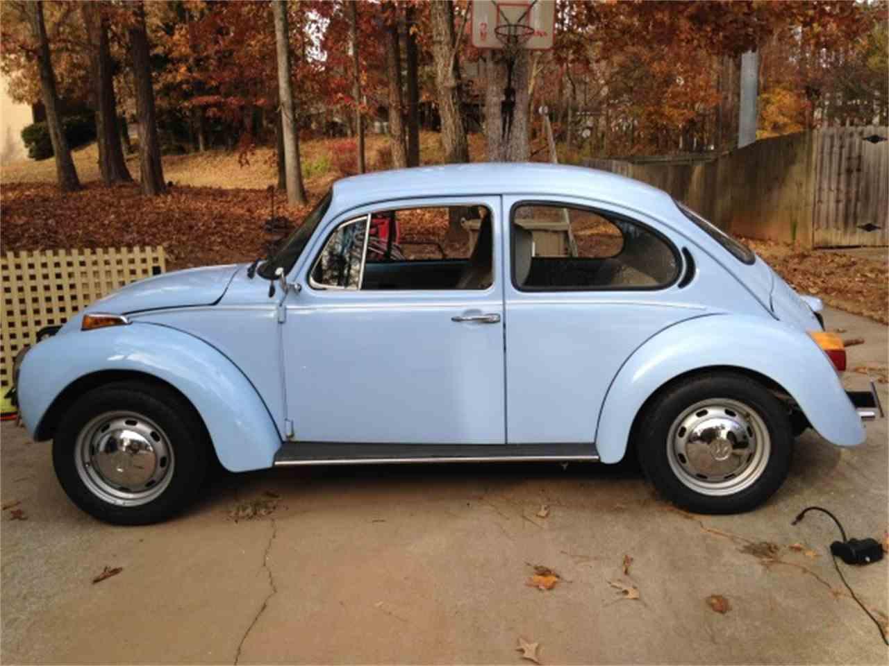 Large Picture of '73 Super Beetle - LONV