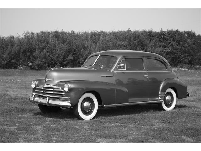 Picture of 1947 Chevrolet Stylemaster located in Houston Texas Offered by a Private Seller - LOO1