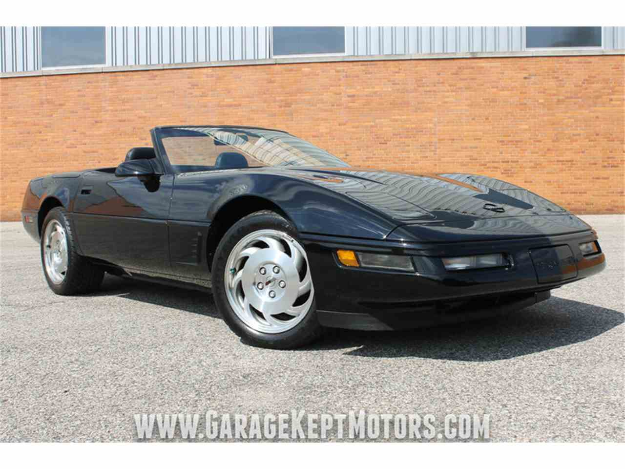 Large Picture of '95 Corvette - LOOE