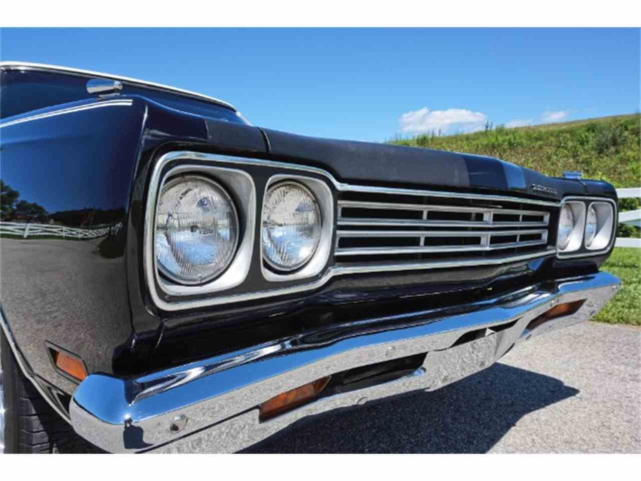 Large Picture of '69 Road Runner - LOOM
