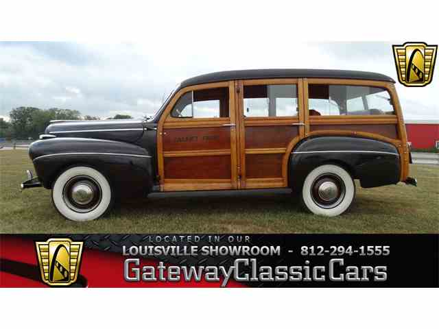 Picture of '41 Woody Wagon - LOOZ