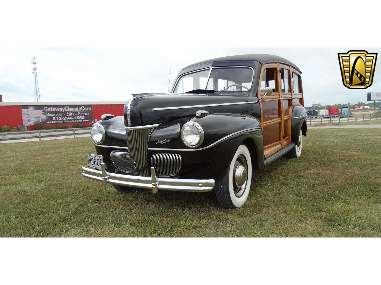 1941 Ford Woody Wagon For Sale Cc 1011779 Vin Location Large Picture Of 41 Looz