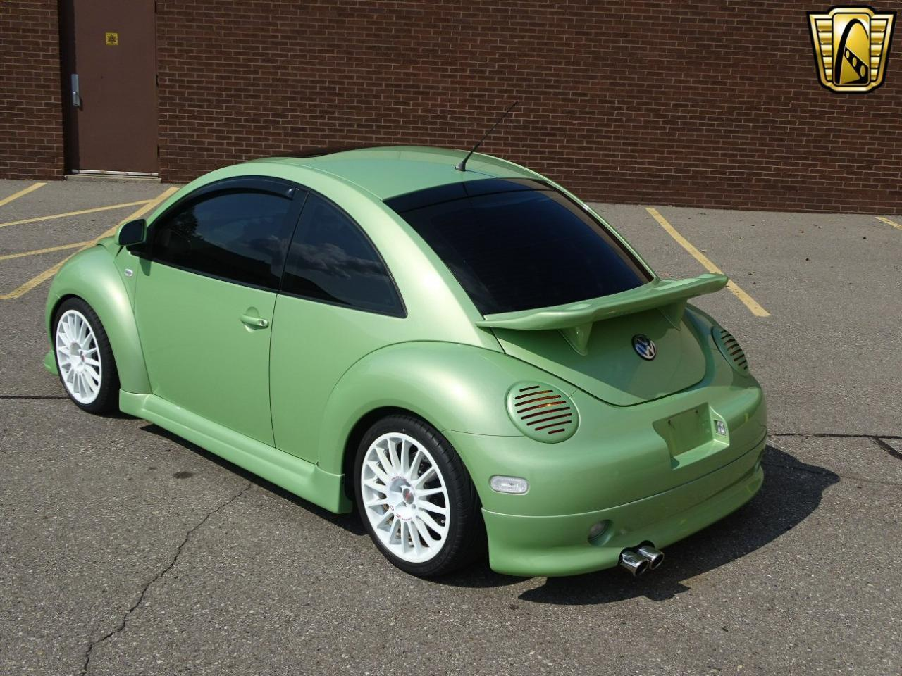 Large Picture Of 99 Volkswagen Beetle Located In Michigan