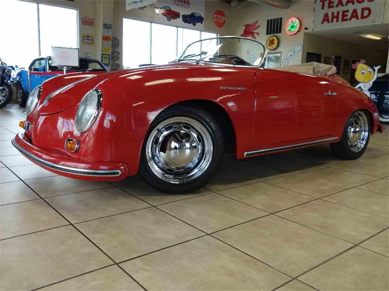 1955 Porsche Speedster for Sale | ClicCars.com | CC-1010180
