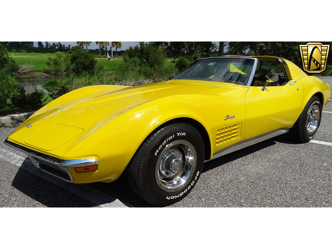 Large Picture of Classic '71 Chevrolet Corvette located in Florida - $28,995.00 Offered by Gateway Classic Cars - Tampa - LOPO
