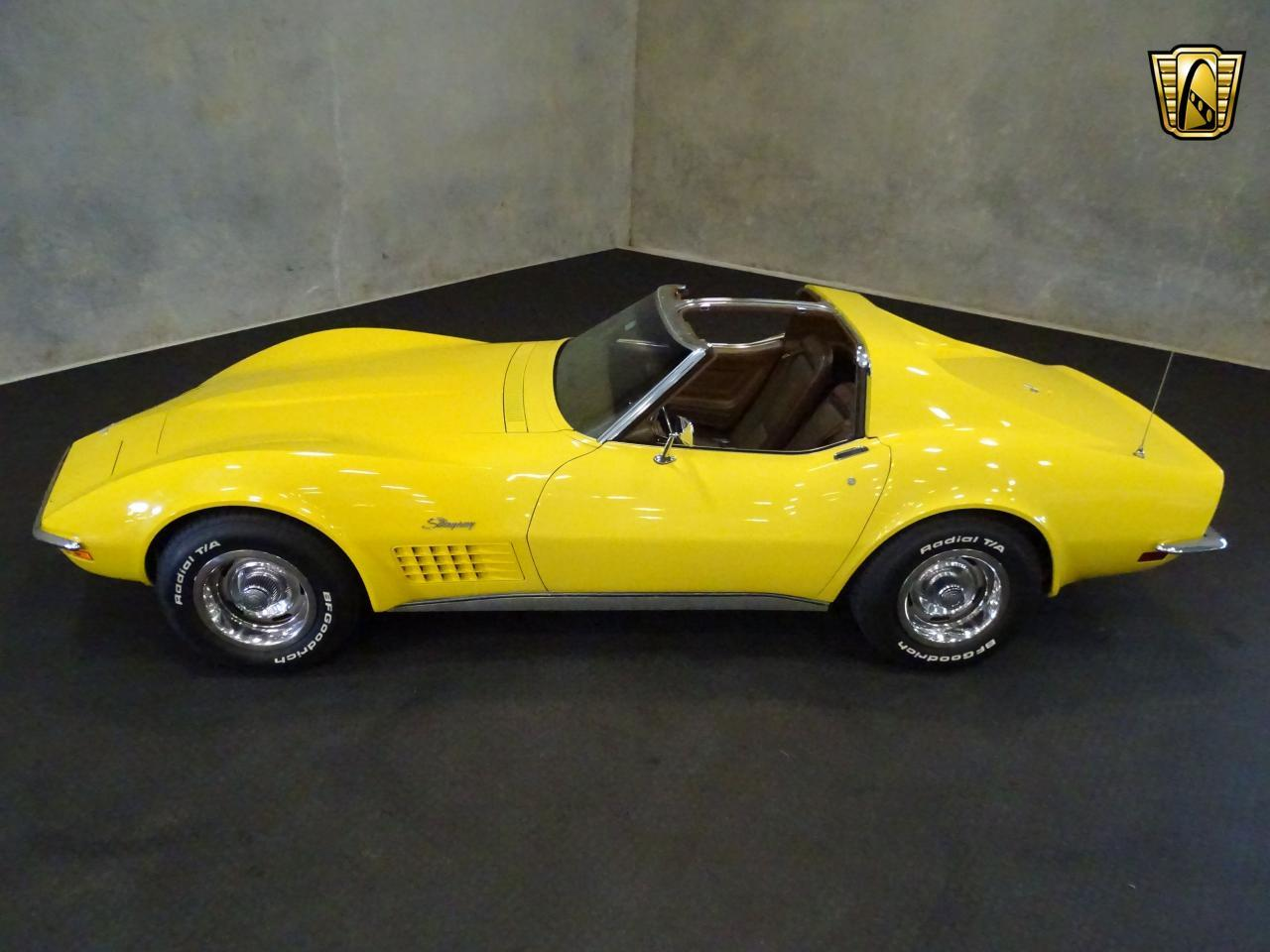 Large Picture of '71 Corvette located in Florida Offered by Gateway Classic Cars - Tampa - LOPO