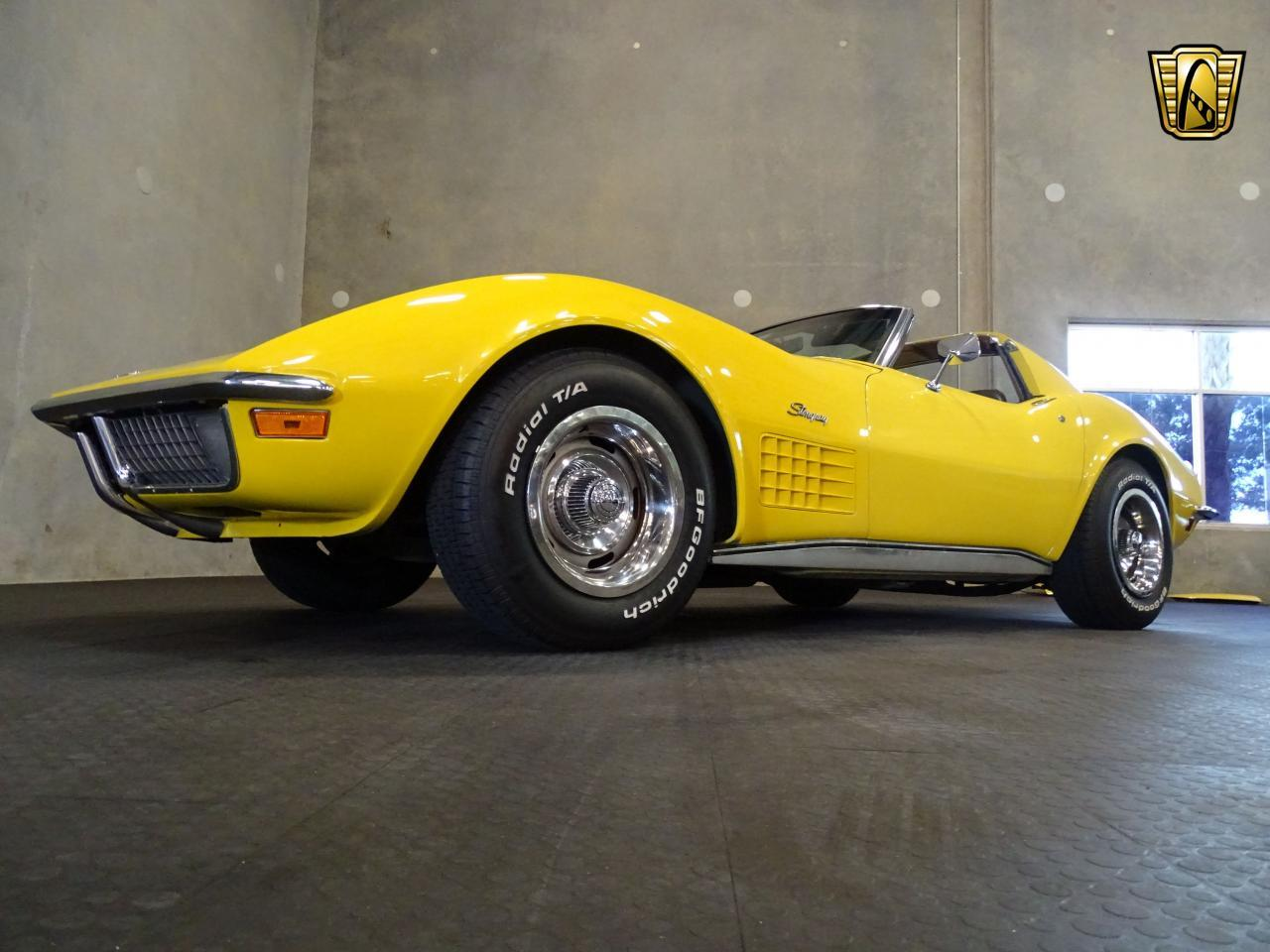 Large Picture of '71 Chevrolet Corvette located in Florida - $28,995.00 Offered by Gateway Classic Cars - Tampa - LOPO