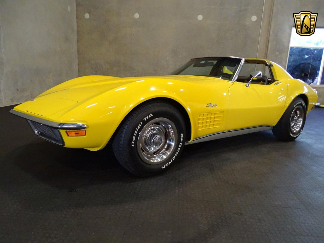 Large Picture of Classic 1971 Corvette located in Florida - $28,995.00 - LOPO