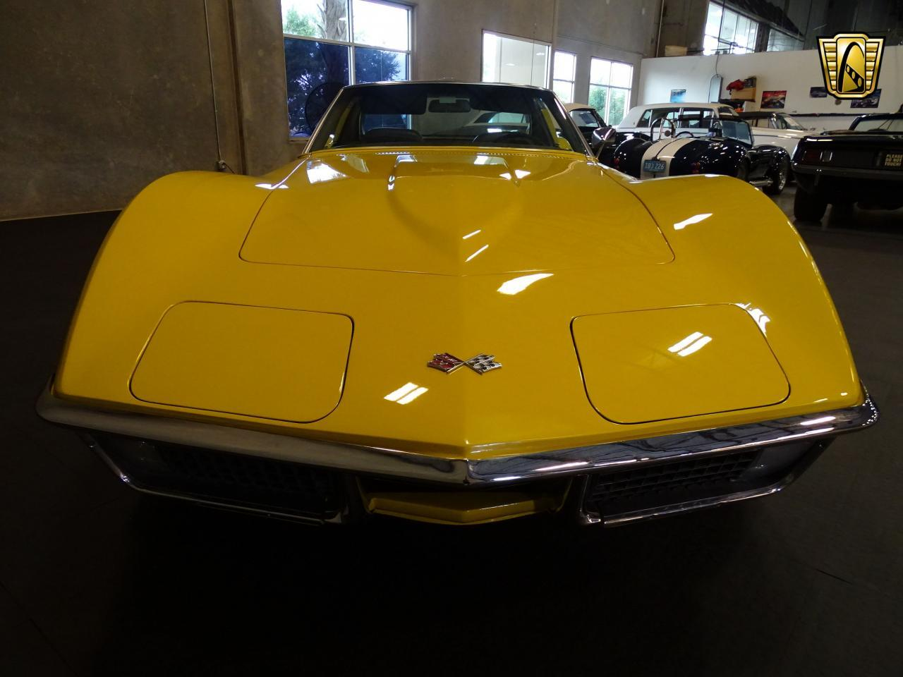 Large Picture of '71 Chevrolet Corvette located in Ruskin Florida - LOPO