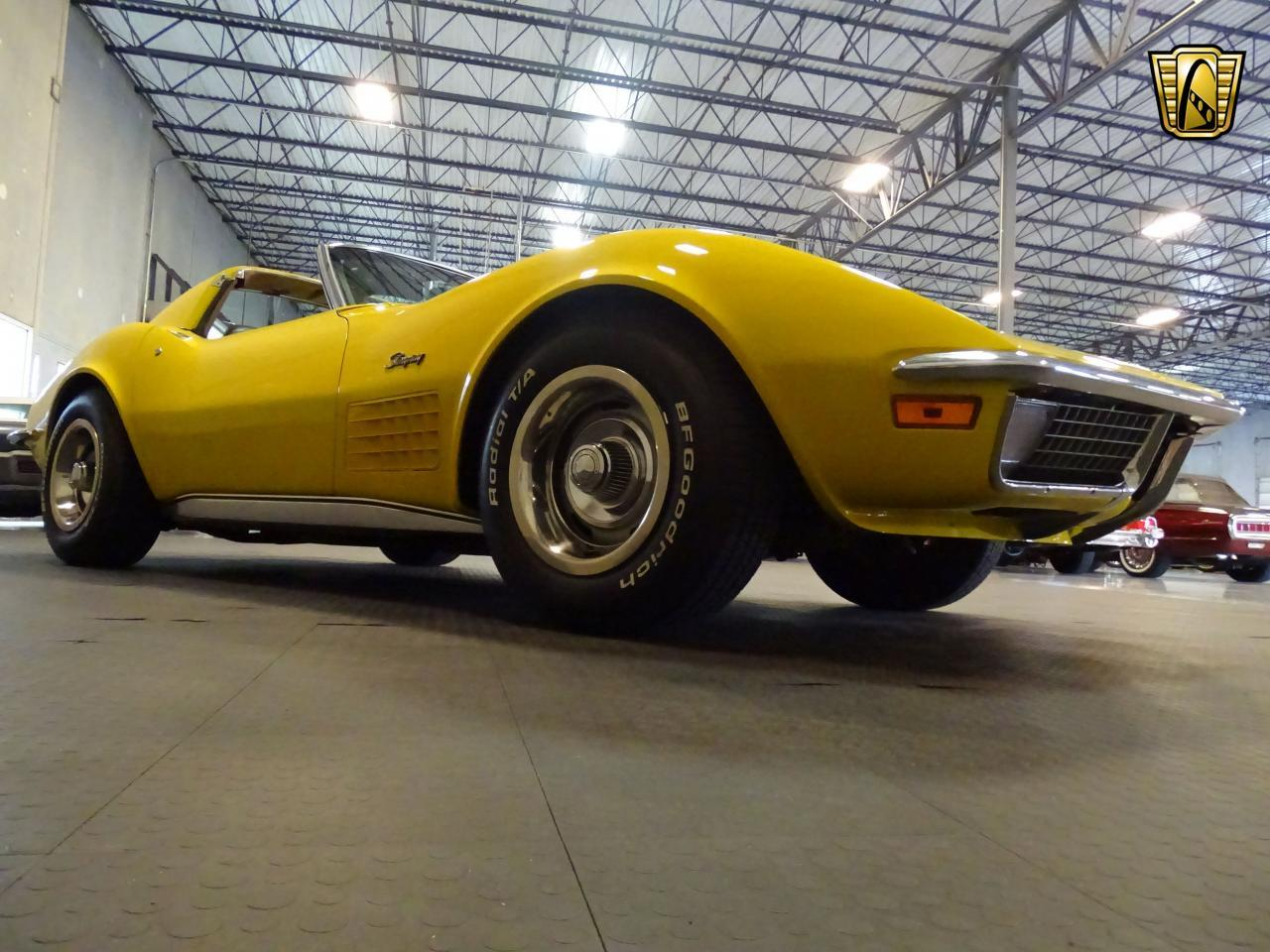 Large Picture of Classic 1971 Chevrolet Corvette Offered by Gateway Classic Cars - Tampa - LOPO