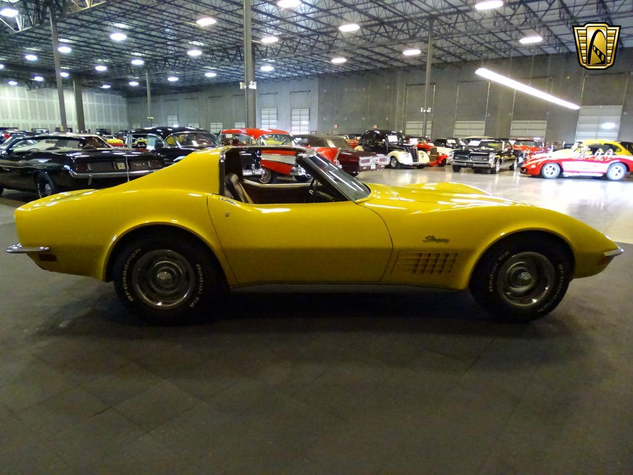 Large Picture of '71 Chevrolet Corvette Offered by Gateway Classic Cars - Tampa - LOPO