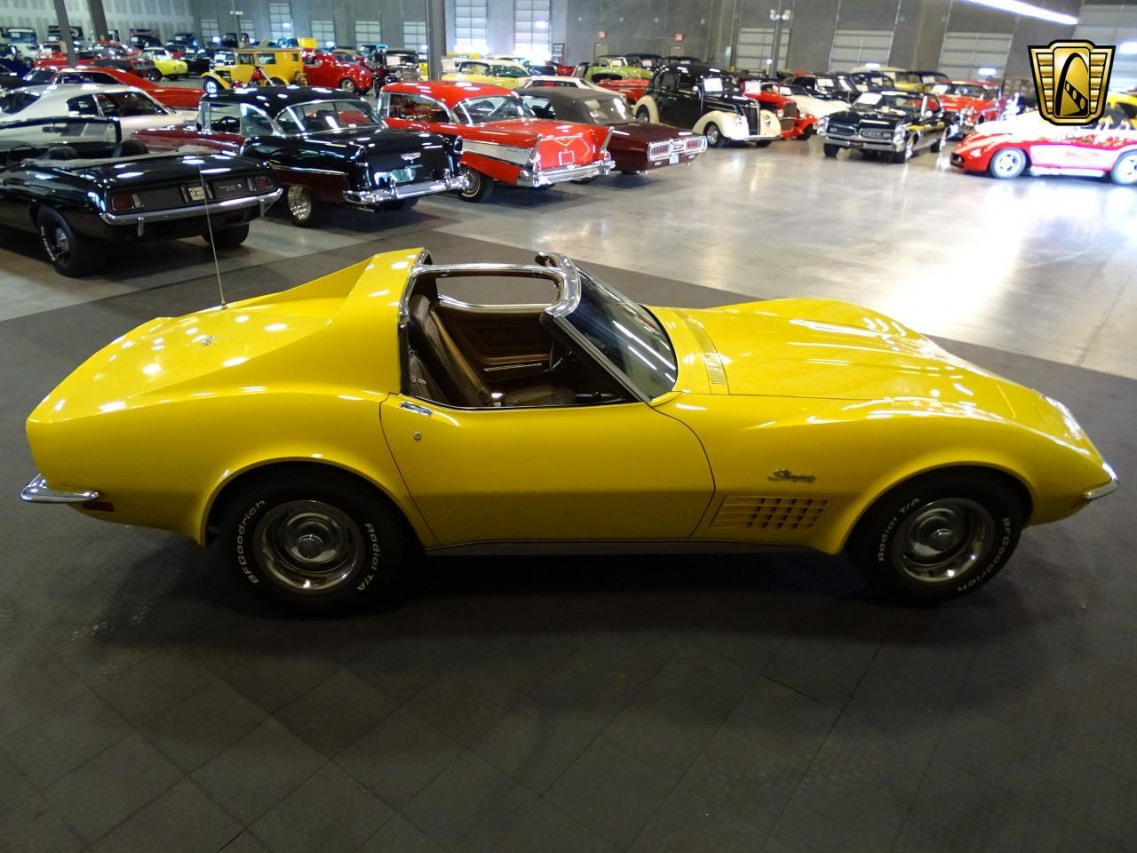 Large Picture of Classic 1971 Chevrolet Corvette located in Florida Offered by Gateway Classic Cars - Tampa - LOPO