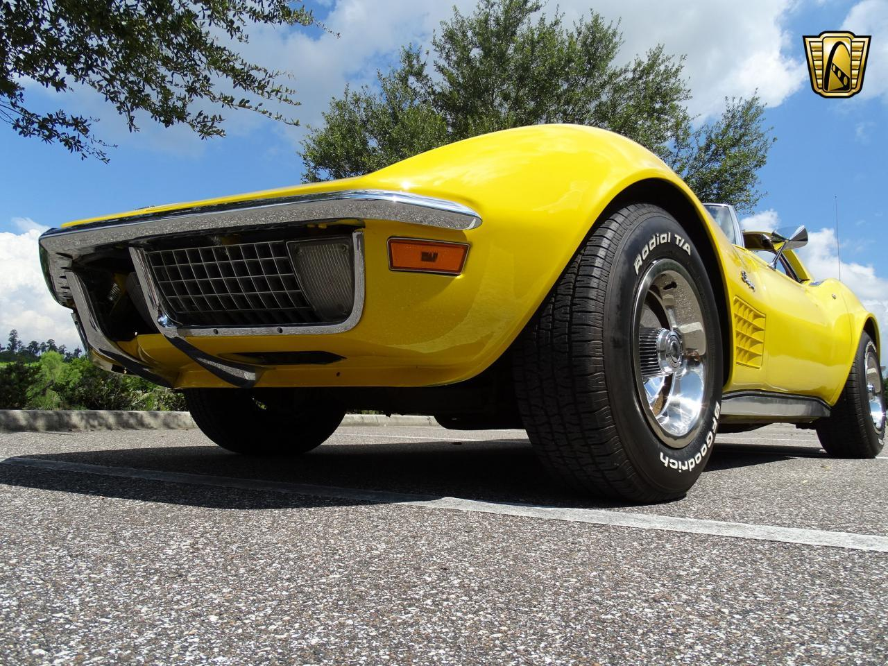 Large Picture of Classic '71 Chevrolet Corvette located in Ruskin Florida - LOPO