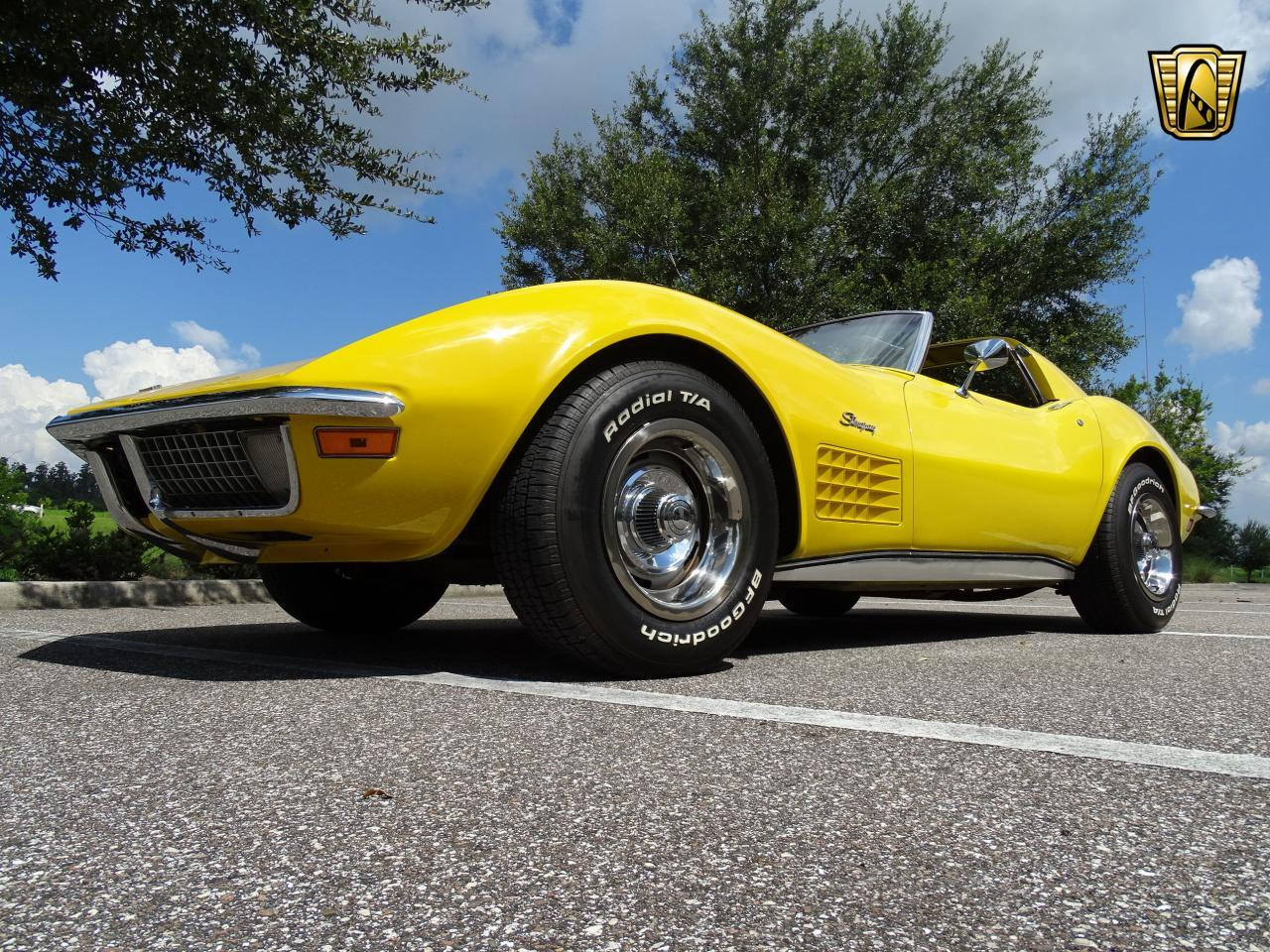 Large Picture of Classic '71 Corvette - LOPO