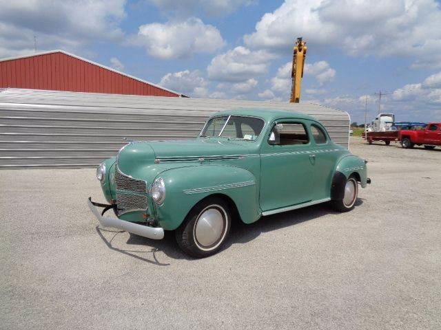 Picture of '40 Dodge Business Coupe Offered by  - LOPV