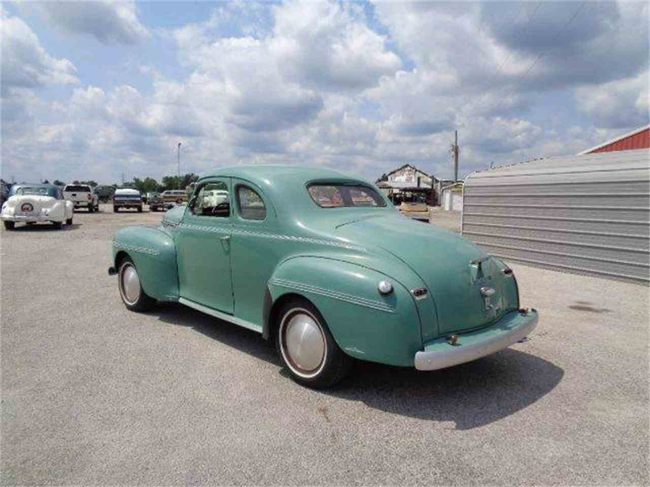 Large Picture of '40 Business Coupe - LOPV