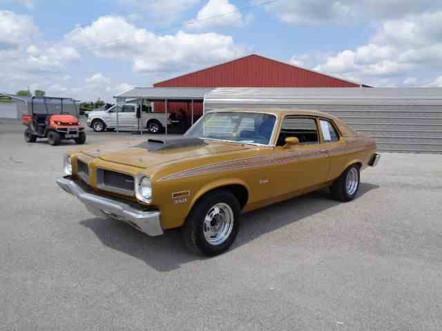 Picture of '73 Pontiac Ventura located in Staunton Illinois - LOQ1