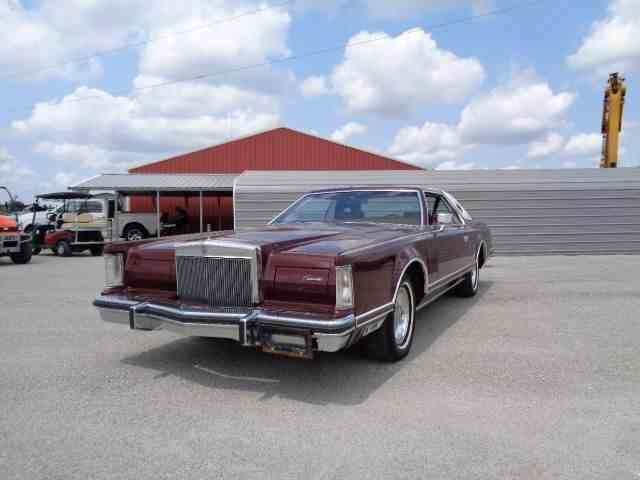Picture of '78 Continental Mark III - LOQ2