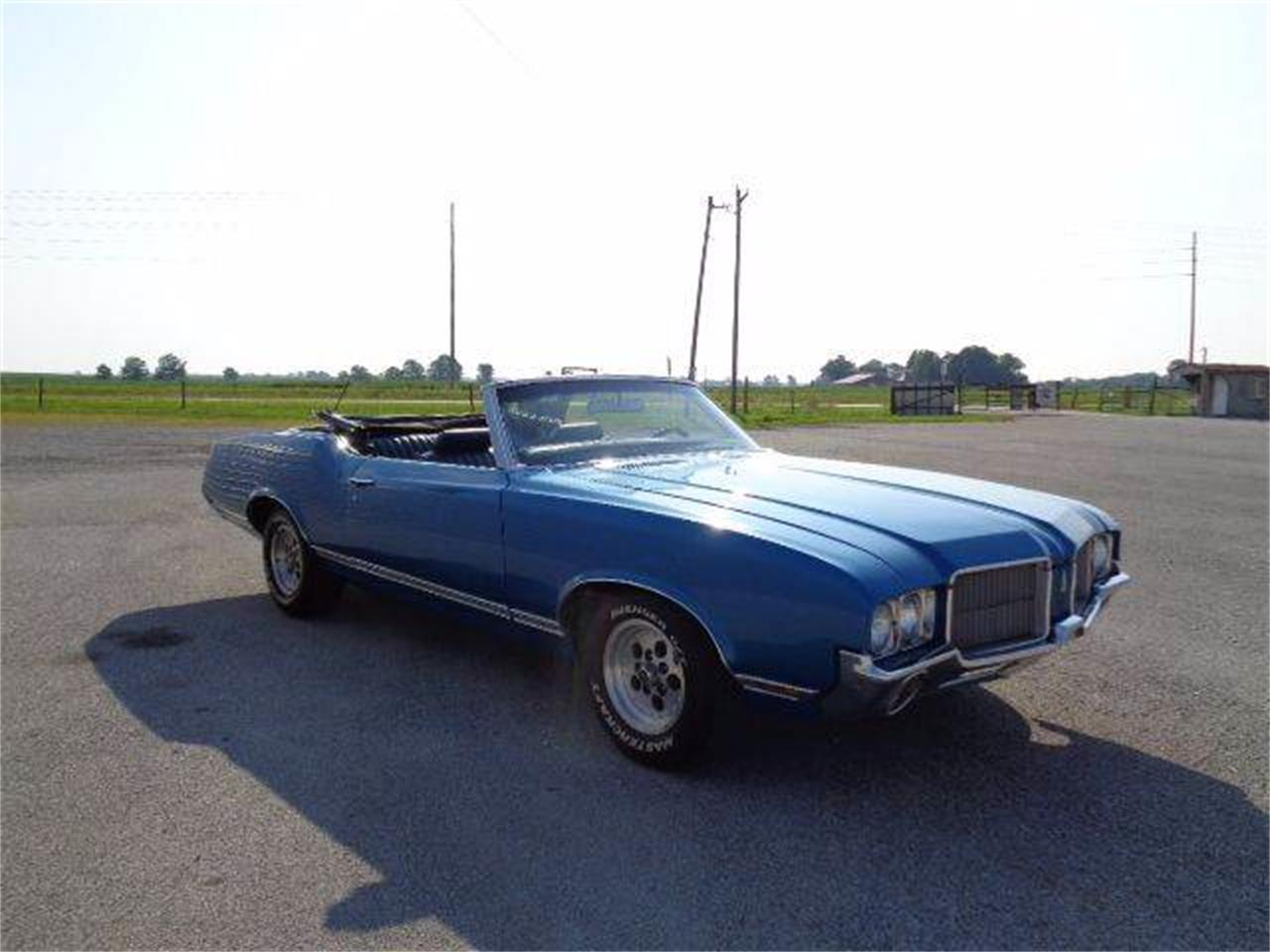 Large Picture of '71 Cutlass - LOQ4