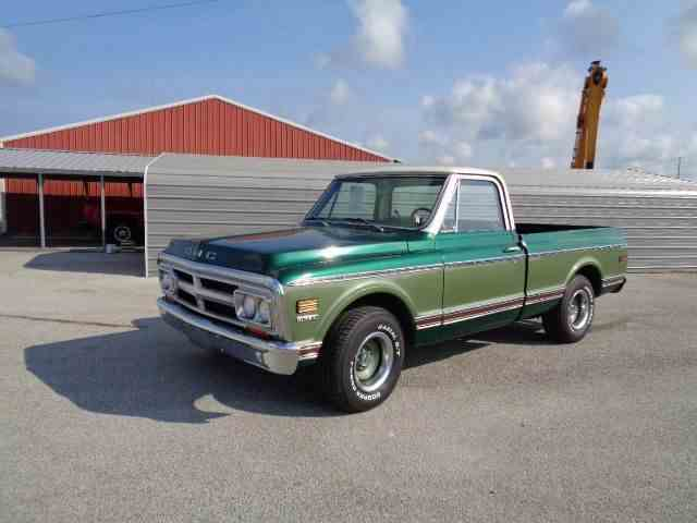 Picture of 1969 GMC 1500 located in Staunton Illinois Offered by  - LOQA
