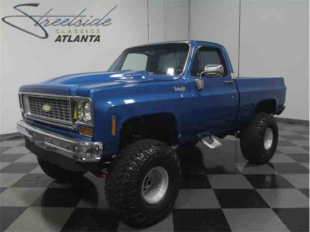 Picture of '73 Chevrolet K-10 located in Georgia - $24,995.00 Offered by  - LOQS