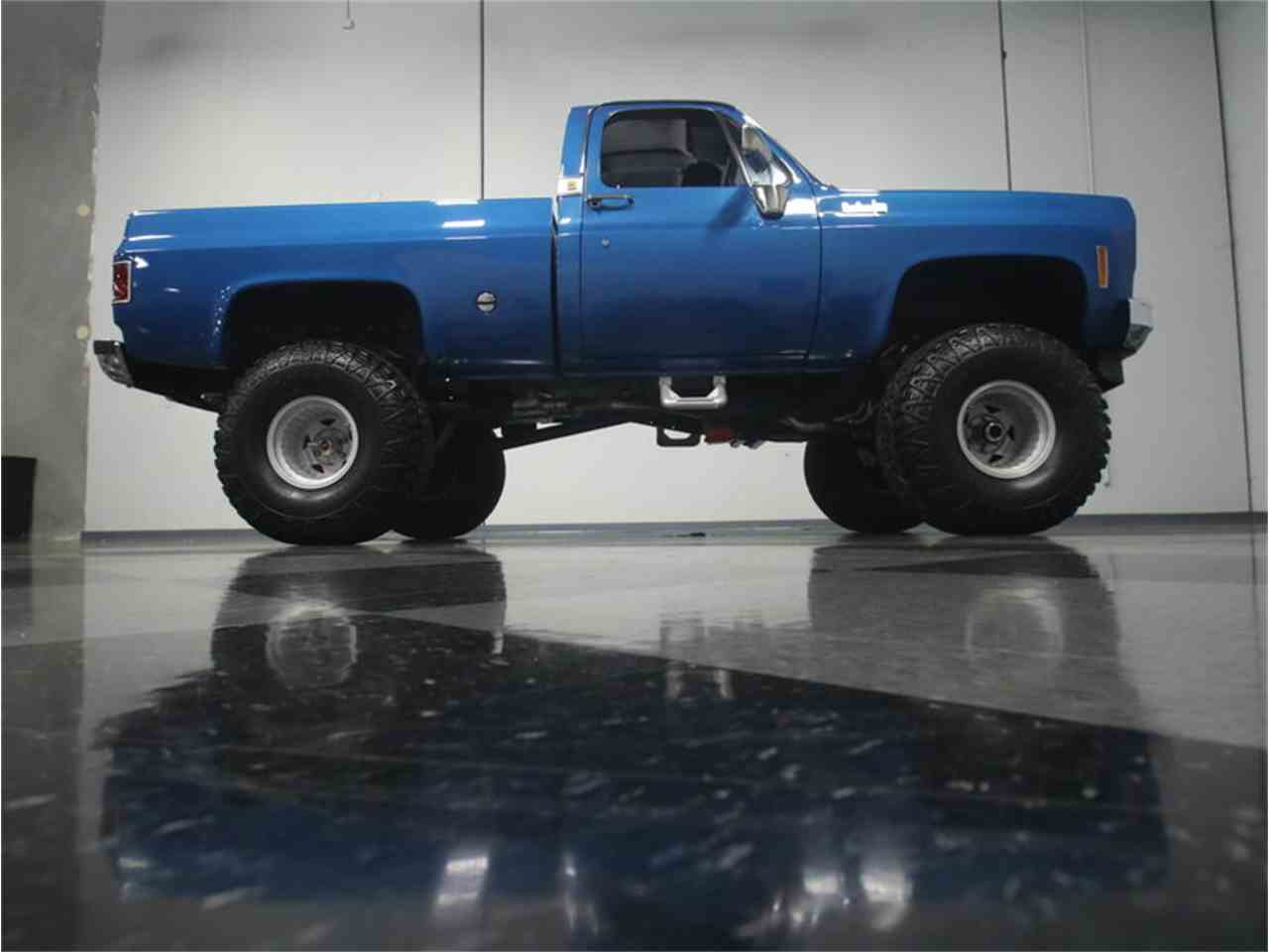 Large Picture of '73 K-10 - LOQS