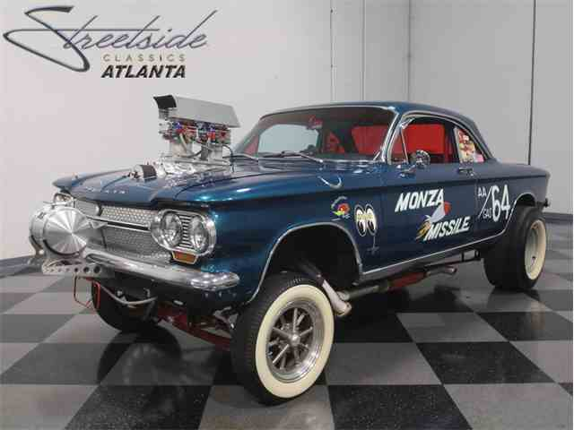 Picture of '64 Corvair Monza Gasser - LOR8