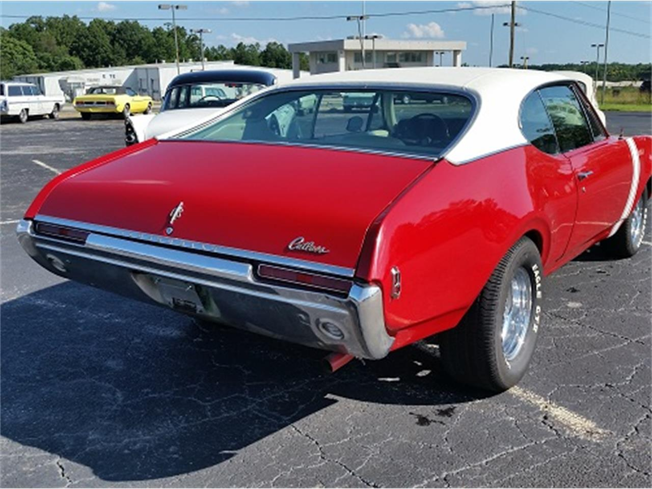 Large Picture of '68 Cutlass - LORS