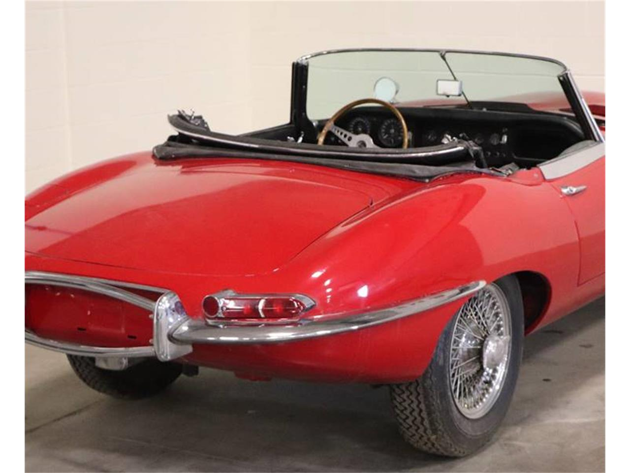 Large Picture of '64 E-Type - LOSJ