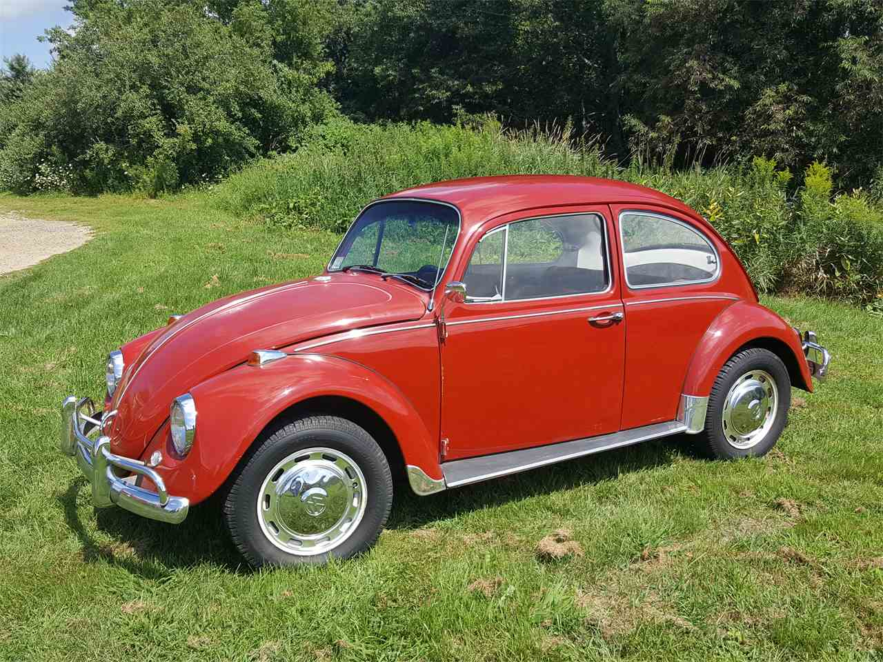 1967 volkswagen beetle for sale cc 1011950. Black Bedroom Furniture Sets. Home Design Ideas