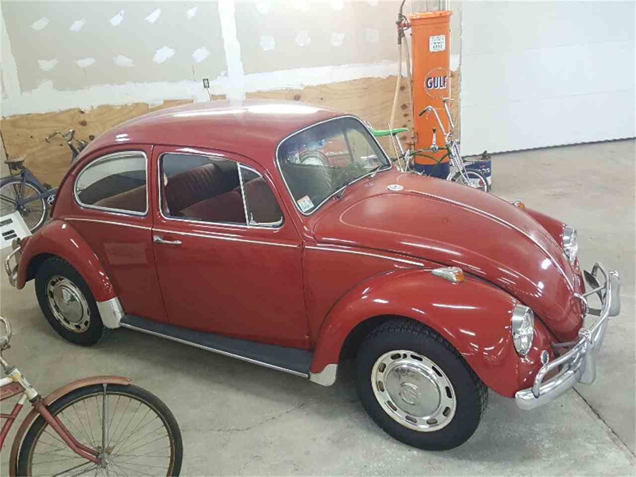 1967 Volkswagen Beetle For Sale Classiccars Com Cc 1011950