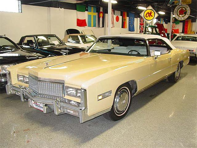 Picture of '75 Eldorado - LOVJ