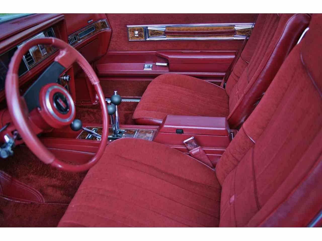 Large Picture of '84 Cutlass - LOVM