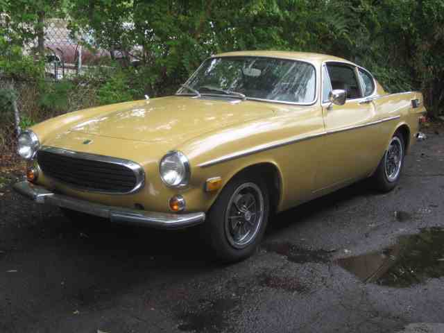 Classic Volvo P1800E for Sale on ClassicCars.com