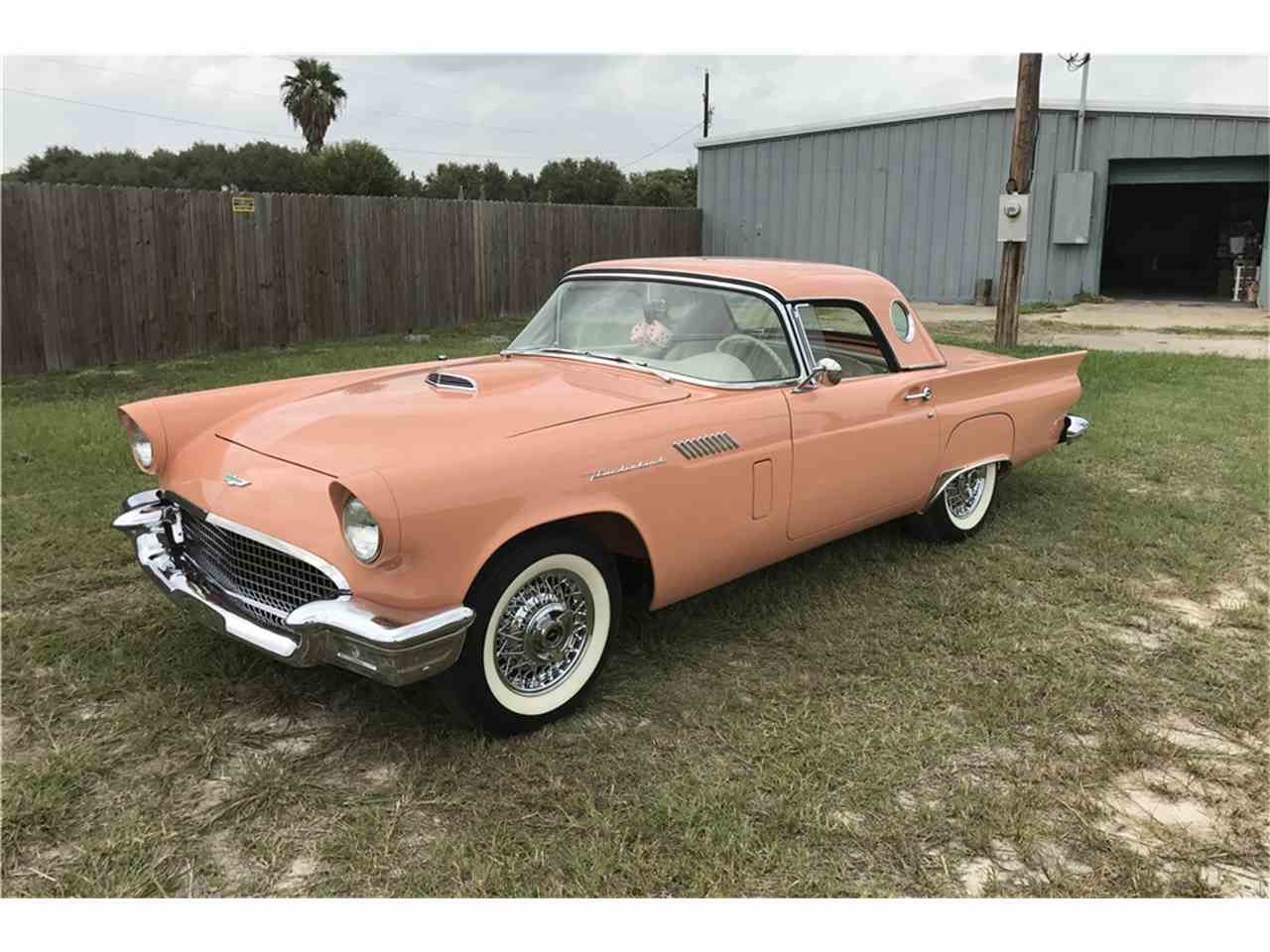 1957 Ford Thunderbird for Sale | ClassicCars.com | CC-1012024