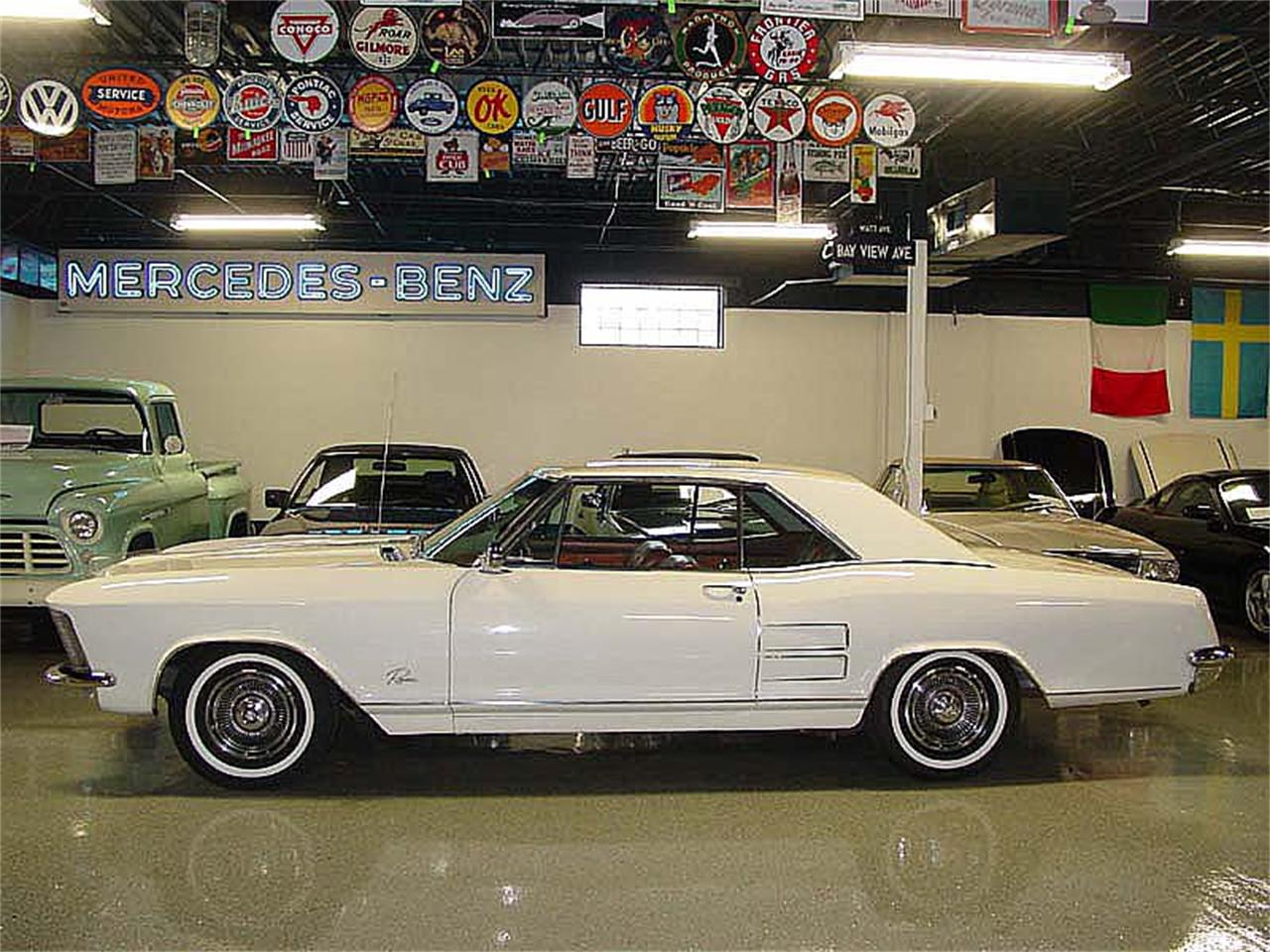 Large Picture of 1963 Riviera - $25,500.00 Offered by Auto Gallery Colorado  - LOVX