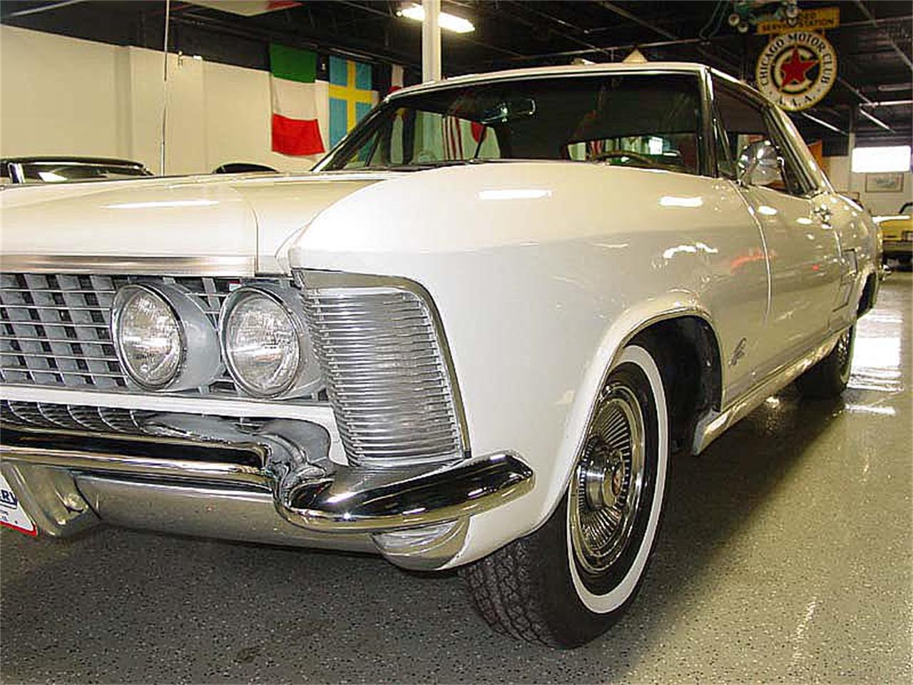 Large Picture of 1963 Buick Riviera located in colorado springs Colorado - $25,500.00 - LOVX